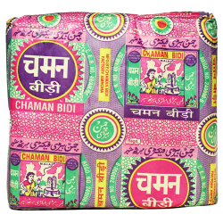 Chaman Bidi Products
