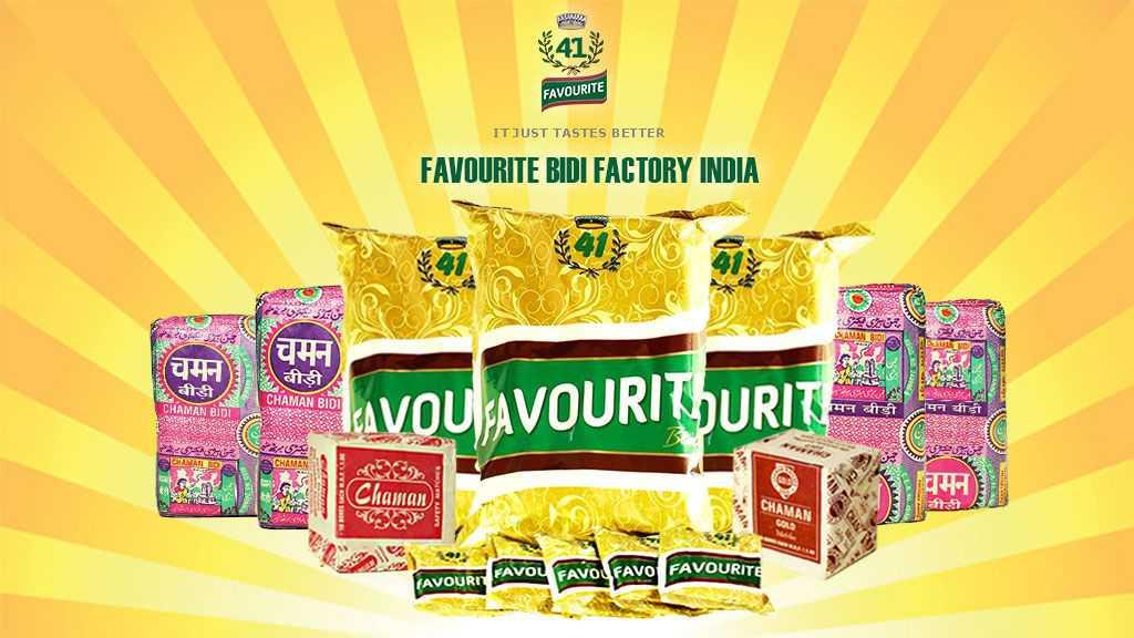 favourite bidi exporter