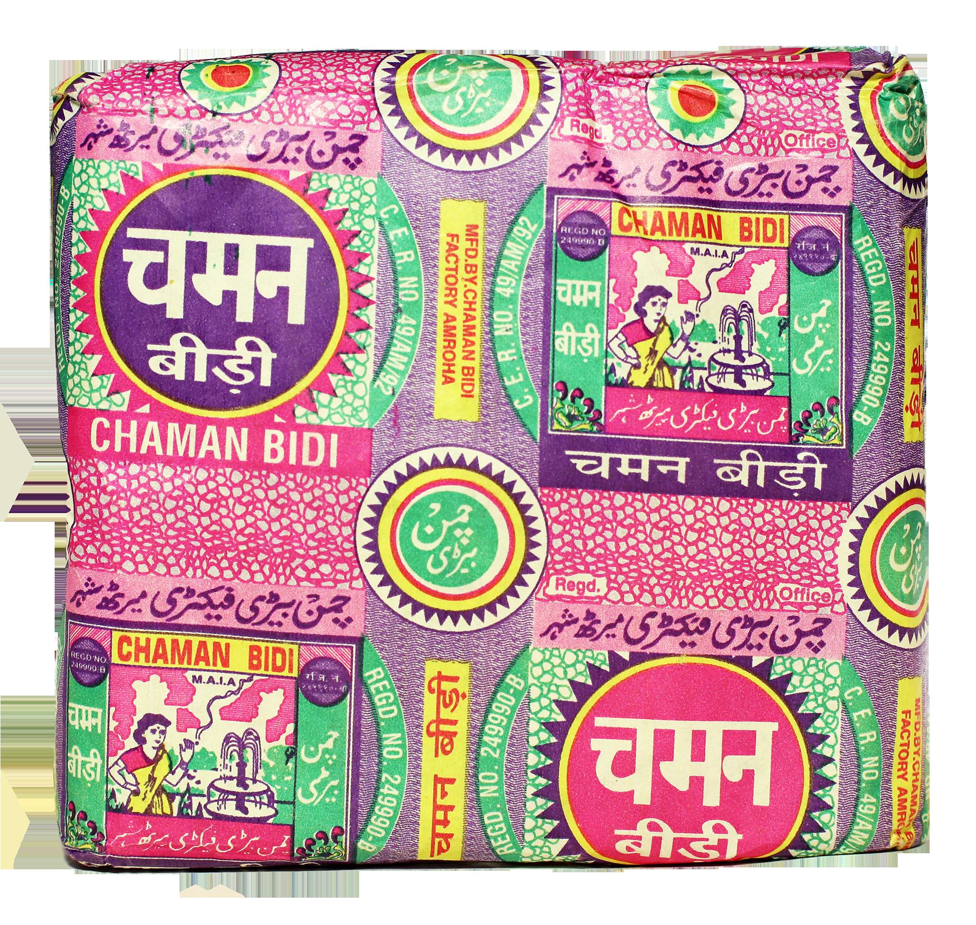 Chaman Bidi Products