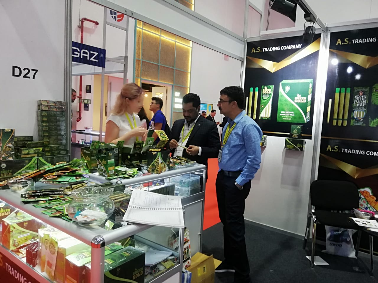 Bidi Beedi Company International Trade Fairs Participation